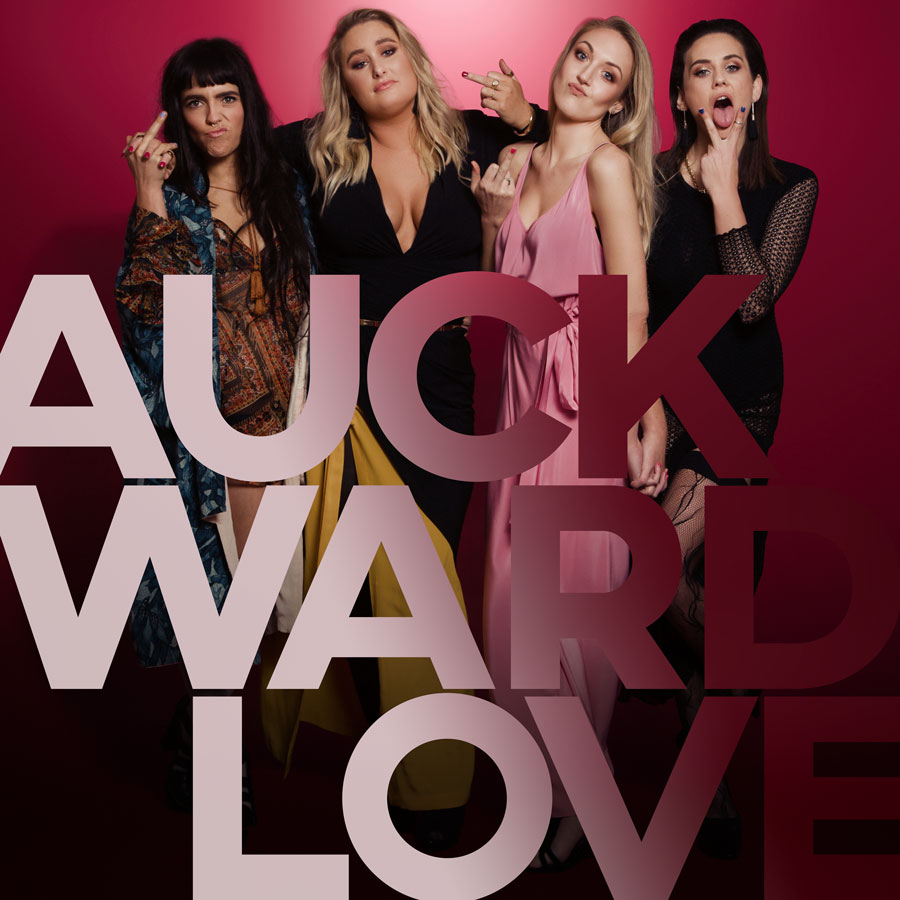 Auckward Love's Cover
