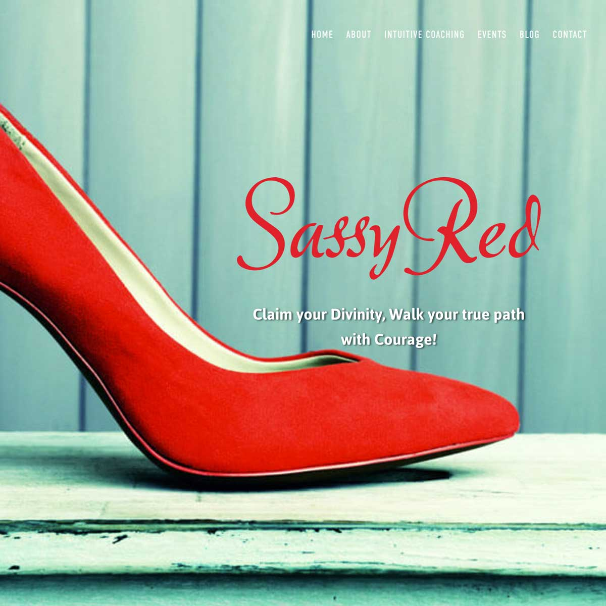 Sassy Red's Cover